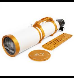 "William Optics William Optics Fluorostar 132 f7 Gold with 3.5"" Feathertouch Focuser with Bahtinov Mask Cover"