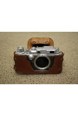CANON IIB RANGEFINDER CAMERA BODY  & CASE PLUS ACCESSORIES! (BROKEN SHUTTER)