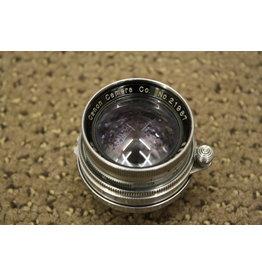Canon Canon SERENAR Chrome 50mm f1.8 L39 LTM MF Lens #21987