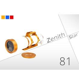 William Optcis William Optics Zenithstar 81 APO (Specify Color)