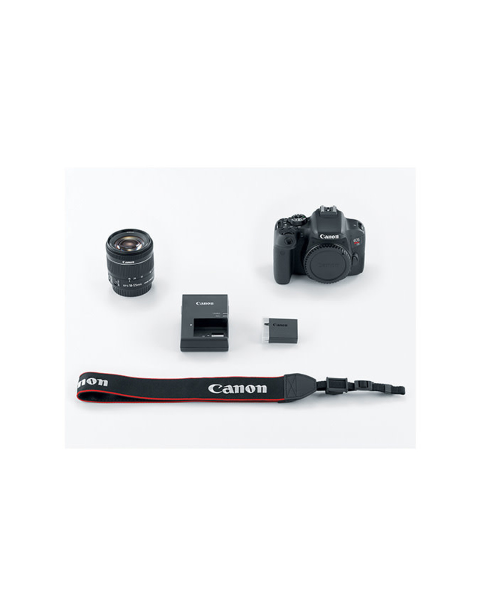 Canon Canon EOS Rebel T7i with 18-55mm Lens Kit