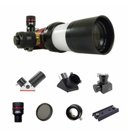 Lunt Lunt 60mm Universal Day & Night Use Modular Telescope (Observer Package)