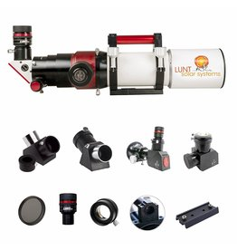 Lunt Lunt 80mm Universal Day & Night Use Modular Telescope (Observer Package)