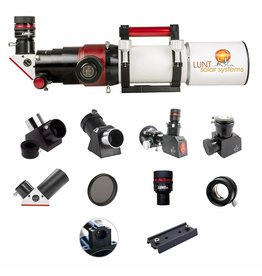 Lunt Lunt 80mm Universal Day & Night Use Modular Telescope (Advanced Package)