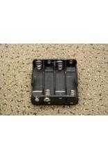 AA Battery Holder 12 Volt  (8 battery capacity)