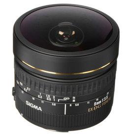 Sigma Sigma 8mm F3.5 EX DG Circular Fisheye Lens for Nikon