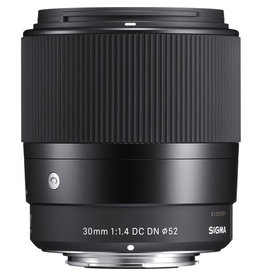 Sigma Sigma 30mm f/1.4 DC DN Contemporary Lens (Specify Mount)