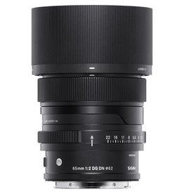 Sigma Sigma 65mm f/2 DG DN Contemporary Lens (Specify Mount)