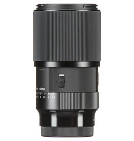 Sigma Sigma 105mm f/2.8 DG DN Macro Art Lens (Specify Mount Type)