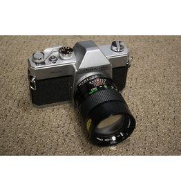 mamiya/sekor Mamiya/Sekor 500DTL w/ Vivitar 135mm Lens