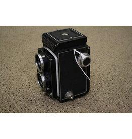 Rollei Rolleicord III 120 Film TLR Camera w/ Schneider Kreuznach 75mm F3.5 Lens