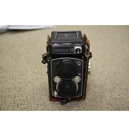Yashica Vintage Original Yashica 12 TLR Camera