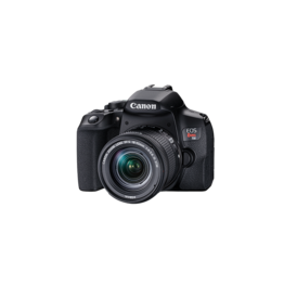 Canon Canon EOS Rebel T8i with 18-55mm Lens Kit