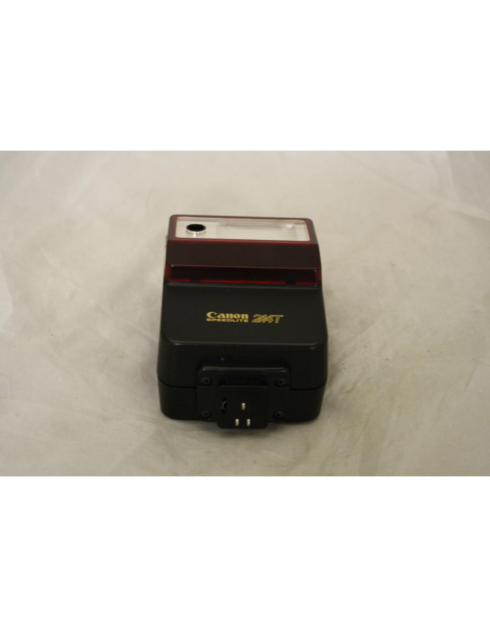 Canon Speedlite 244T In Box