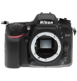 Nikon Nikon D7200 DSLR  (Body Only)