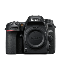Nikon Nikon D7500 DSLR with 16-80mm Lens