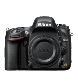 Nikon Nikon D610 Full Frame DSLR (Body Only)