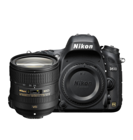Nikon Nikon D610 Full Frame DSLR with 24-85mm Lens