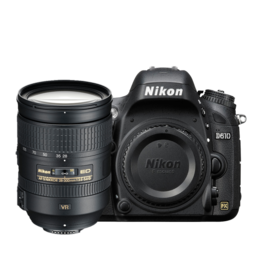 Nikon Nikon D610 Full Frame DSLR with 28-300mm VR Lens