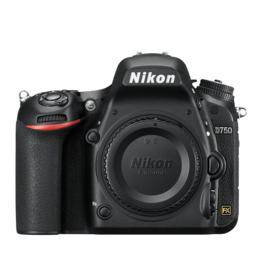 Nikon Nikon D750 Full Frame DSLR (Body Only) (Free MB-D16)