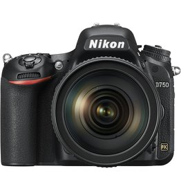 Nikon Nikon D750 Full Frame DSLR with 24-120mm Lens