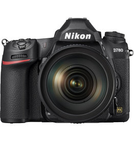 Nikon Nikon D780 Full Frame DSLR with 24-120mm Lens