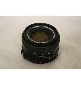 Canon 50mm 1.8 Lens for 35mm Film Camera