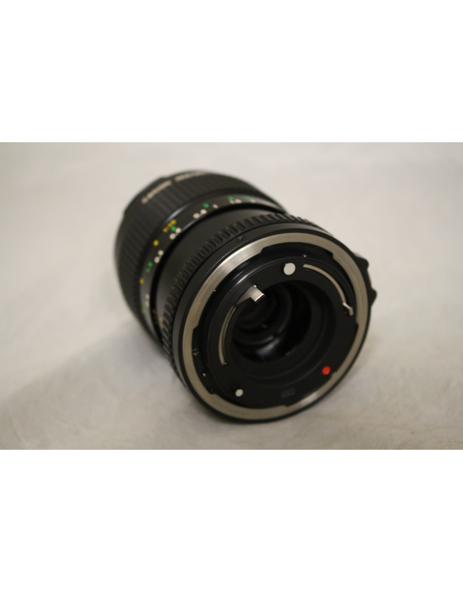 Canon 50mm Macro Lens For 35mm Film Cameras - 1:3.5
