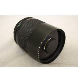 Zykkor Reflex MC 500mm Mirror Lens