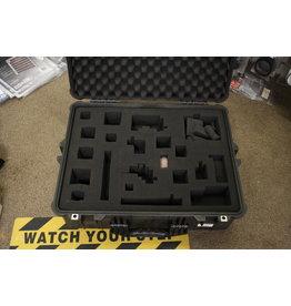 Pelican Pelican 1600 Watertight Hard Case with Foam insert - Black 2 (Pre-owned)