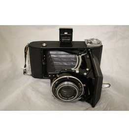 Zeiss Zeiss Ikon Ikonta 524/2 6x9 RF with 105mm 1:4.5 Novar Anastigmat lens & case EXCELLENT!