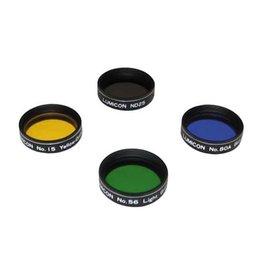 Lumicon Lumicon 1.25 Inch Lunar & Planetary Color Filter Set