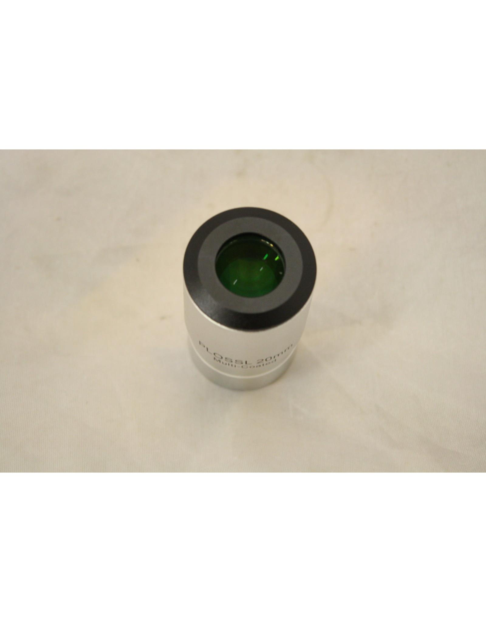 20mm Plossl Eyepiece - 1.25 Inch