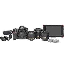 Nikon Nikon D850 Full Frame DSLR with Filmmaker's Kit
