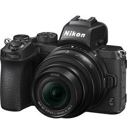 Nikon Nikon Z 50 Mirrorless Camera with 16-50mm Lens