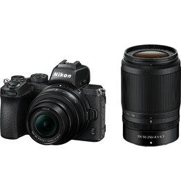 Nikon Nikon Z 50 Mirrorless Camera with Two Lens Kit