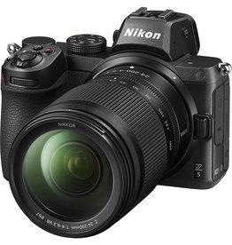 Nikon Nikon Z 5 Full Frame Mirrorless Camera with 24-200mm Lens