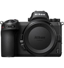 Nikon Nikon Z 6 Full Frame Mirrorless Camera (Body Only)