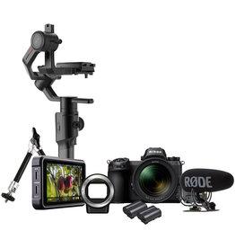 Nikon Nikon Z 6 Full Frame Mirrorless Camera with Filmmakers Kit