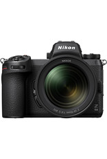 Nikon Nikon Z 6II Full Frame Mirrorless Digital Camera with 24-70mm f/4 Lens