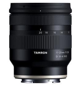 Tamron Tamron 11-20mm F/2.8 Di III-A RXD (Model B060)  For Sony APS-C  Mirrorless