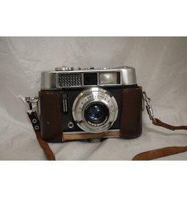 Voigtlander Voigtlander Vito CD 35mm Film Camera Lanthar Lens 2.8/50mm