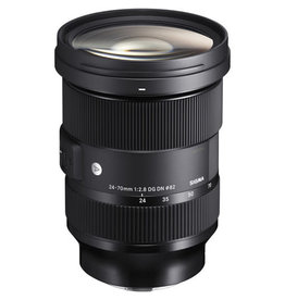 Sigma Sigma 24-70mm F2.8 Art DG DN for for full frame Mirrorless Cameras (Specify Mount Type)