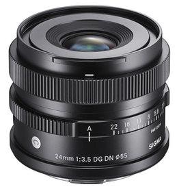 Sigma Sigma 24mm f/3.5 DG DN Contemporary Lens (Specify Mount)