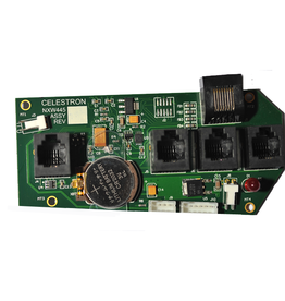 Celestron Celestron 8-Pin Motor Board for Advanced VX Mount - Spare Part - NXW445