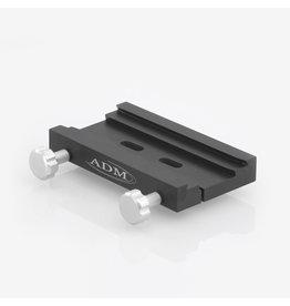 ADM ADM-DUAL-SLT6- DUAL Series Saddle. Slotted Hole Version for 6mm Socket Head
