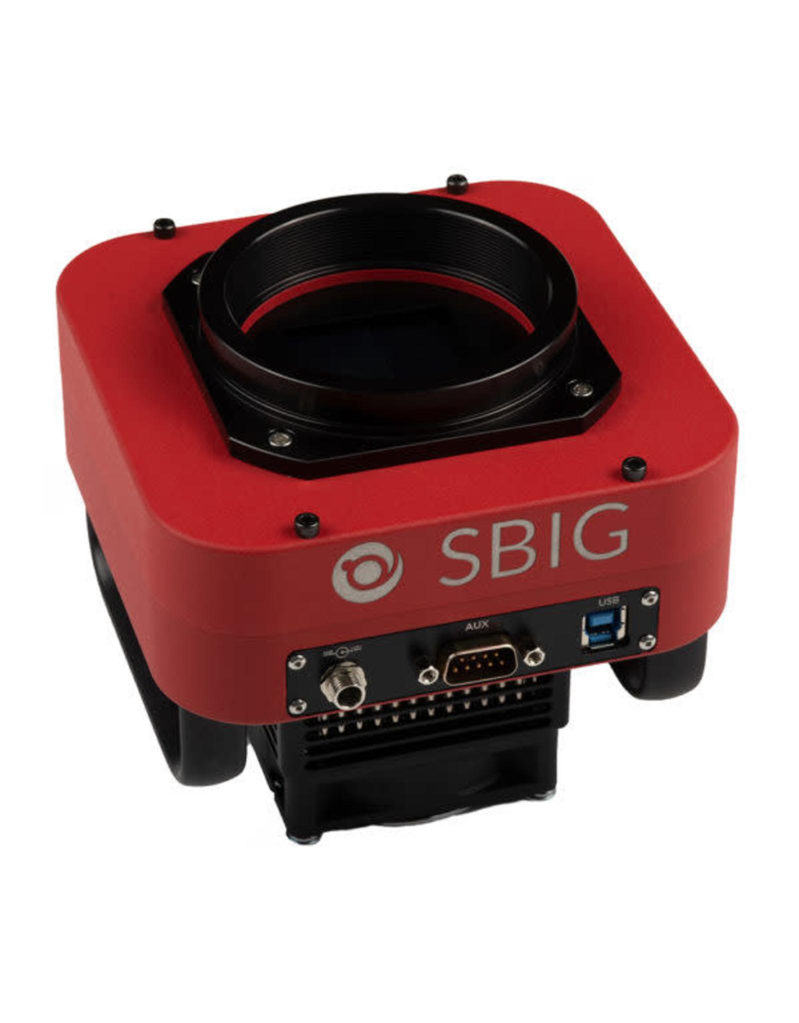 SBIG Aluma AC4040-Class 2 Filter Wheel Package