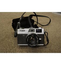 Canon Canonet QL19 G-III Rangefinder Camera 45mm F1.9 Lens