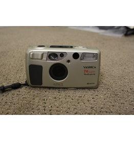 Yashica Kyocera Yashica T4 Super Weatherproof Camera Zeiss T* Tessar 35mm f3.5 Lens