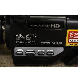 Sony Shoulder Mount Full HD AVCHD Camcorder HXR-MC2500 BUNDLE